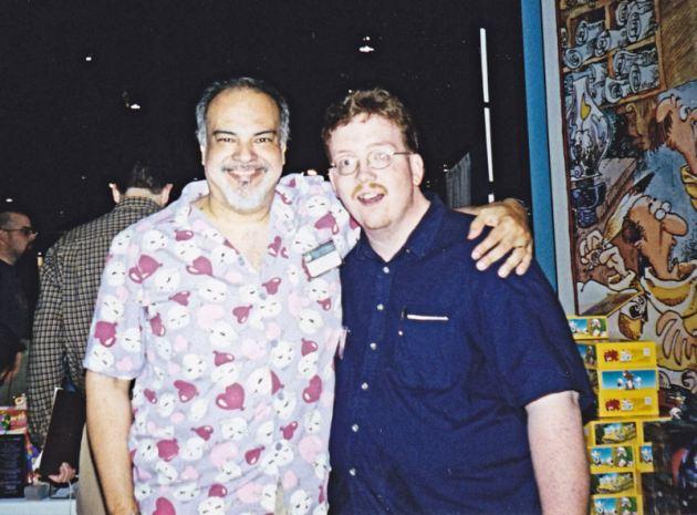 George Perez 1999!