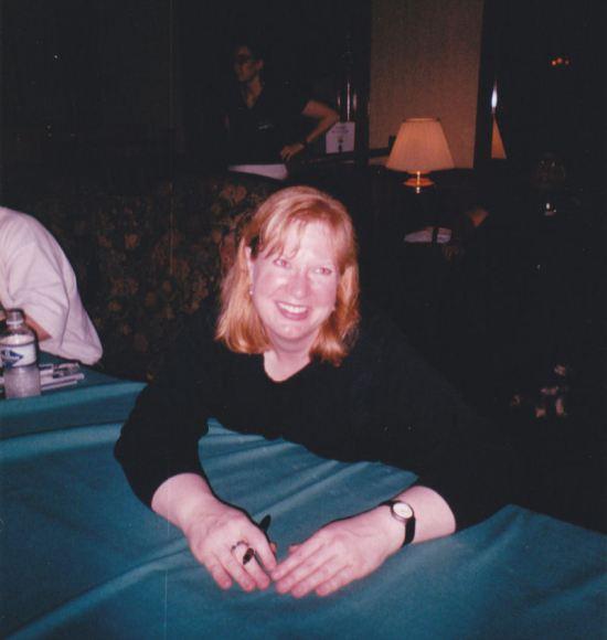Mary Jo Pehl!