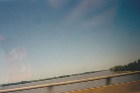 Mississippi River!