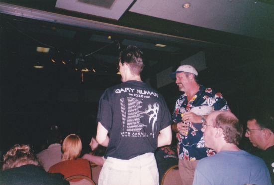 Gary Numan fan!