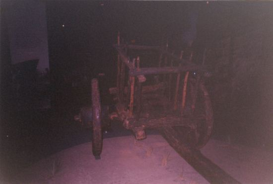 old wagon!