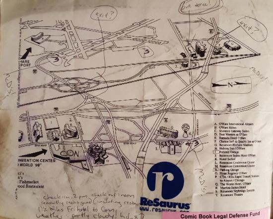 Rosemont map!