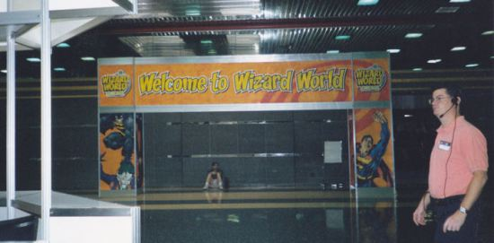 Welcome to Wizard World!