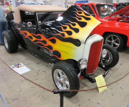 '32 Ford Cabriolet!