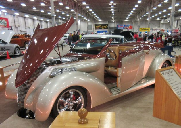 '37 Ford Cabriolet!