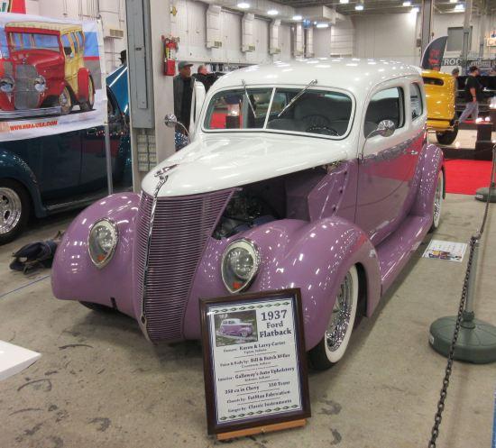 '37 Ford Flatback!