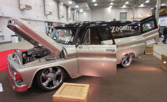 '66 Chevy C-10!