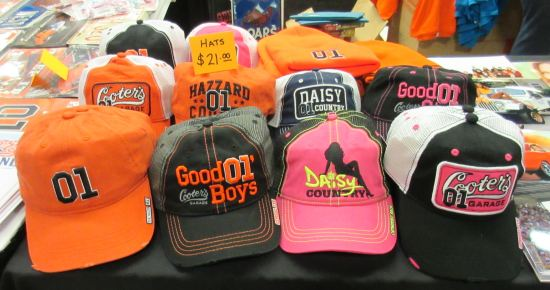 Cooter's Place hats!