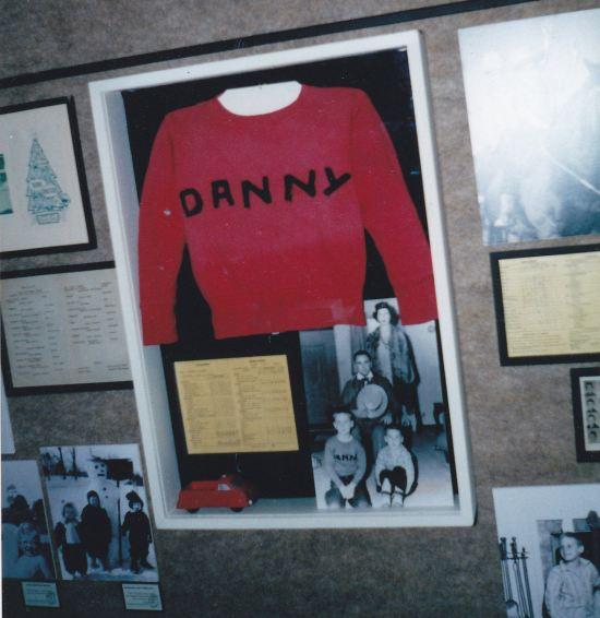 Danny sweater!