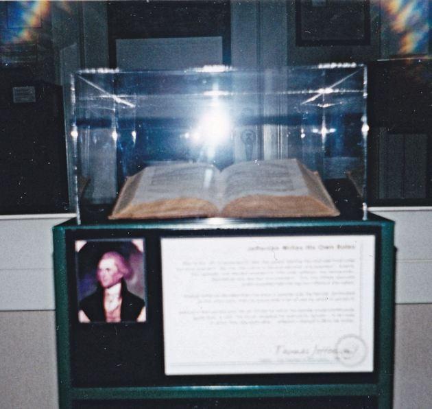 giant Bible!