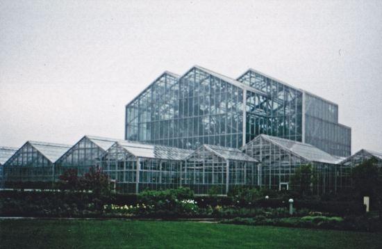 Meijer Gardens greenhouse!