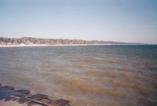Lake Michigan Shore!