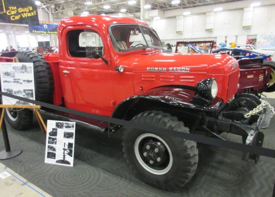 Power Wagon!