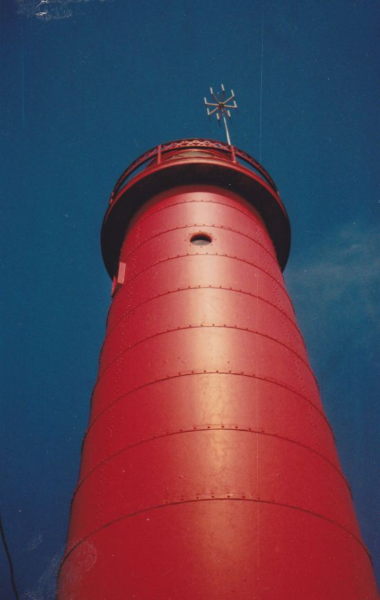 Big Red Lighthouse!