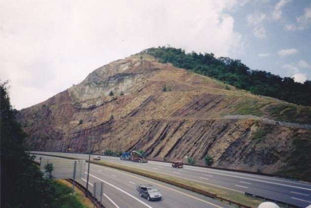 Sideling Hill!