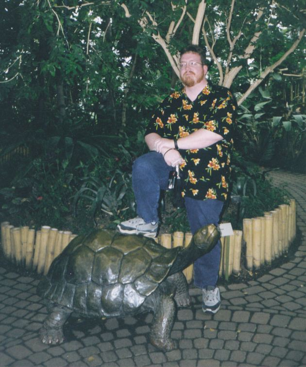 Turtle and Me.