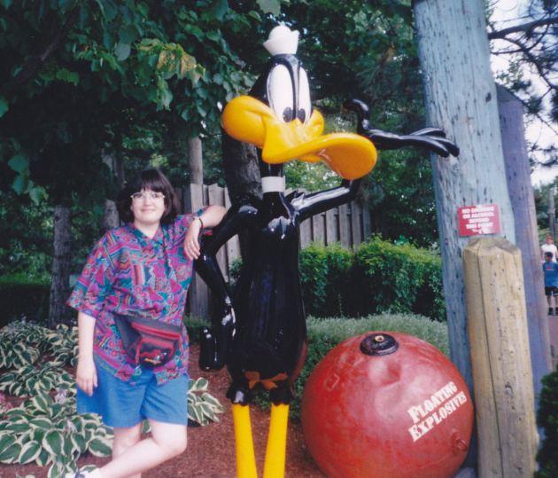 Anne + Daffy!