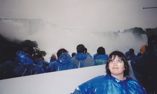 Anne + Niagara!