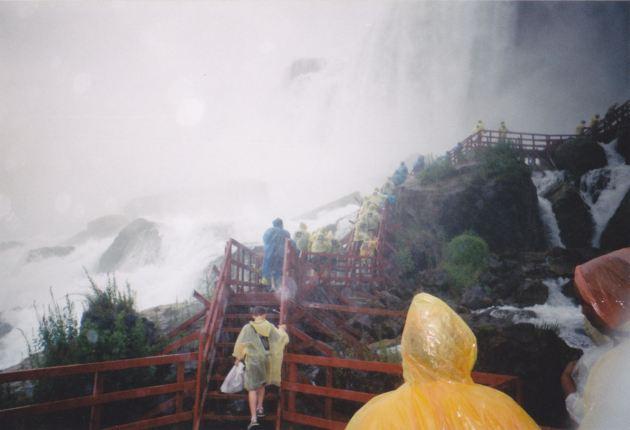 Bridal Veil Falls!