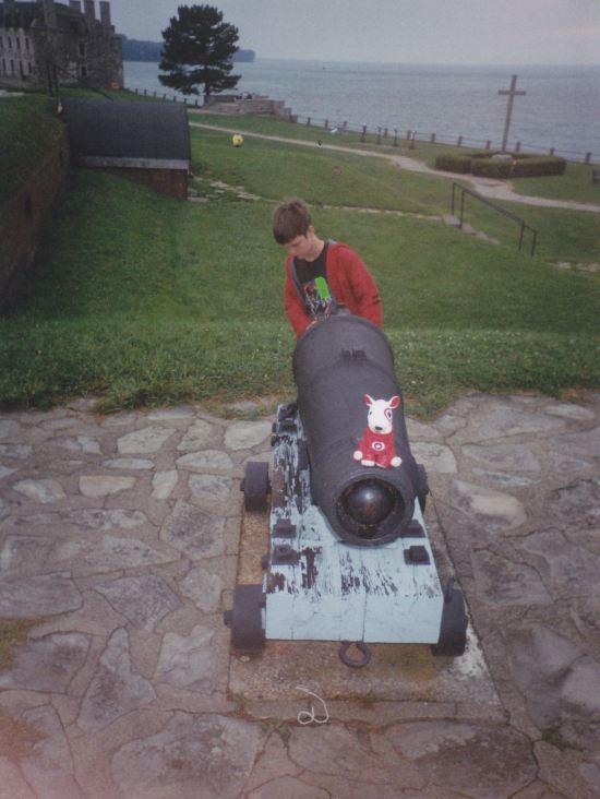 Fort Niagara!