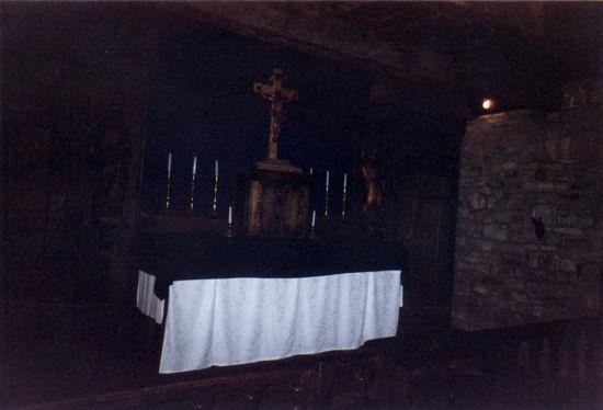 Chapel!