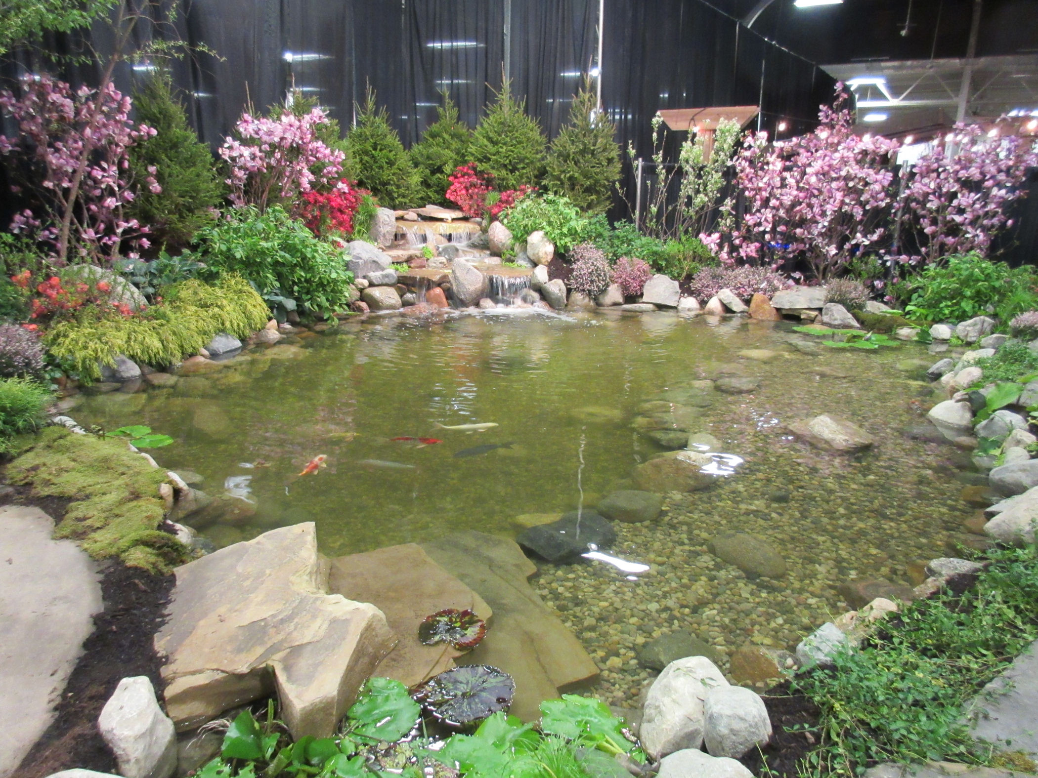 More Than Flowers at the Indiana Flower & Patio Show 2017