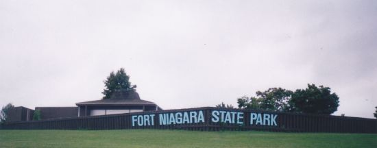 Fort Niagara State Park!
