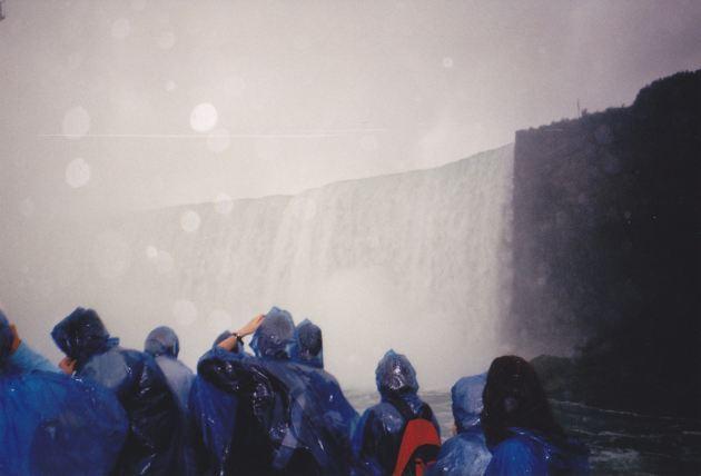 Horseshoe Falls!