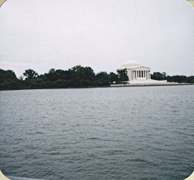 Jefferson Memorial!