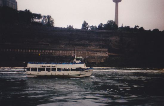 Maid of the Mist!