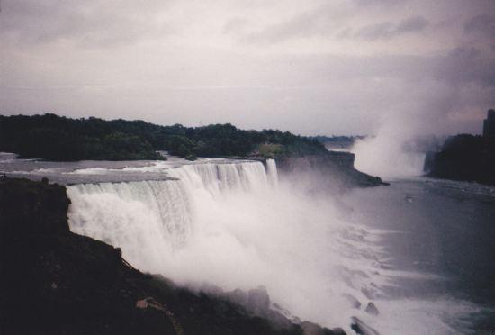 Niagara and Horseshoe!