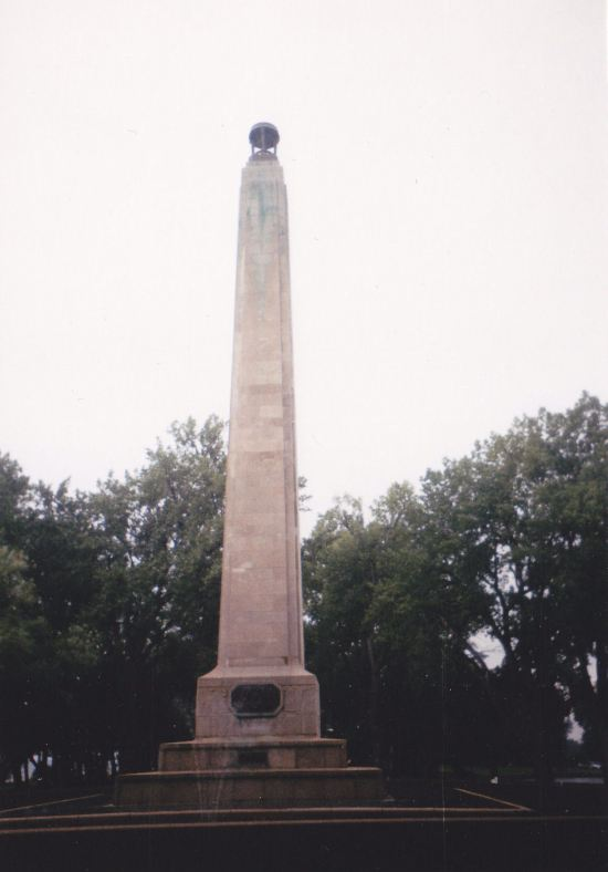 Perry Monument!