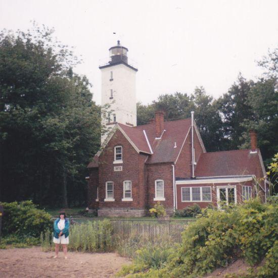 Preqsue Isle Lighthouse!