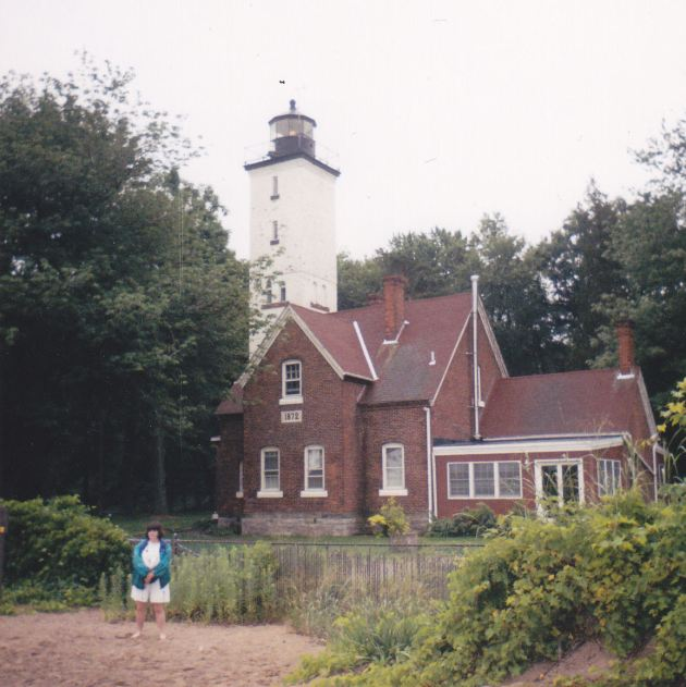 Preqsue Isle Lighthouse!