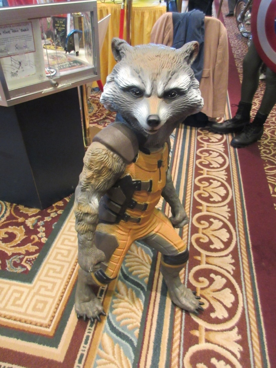 Rocket Raccoon!