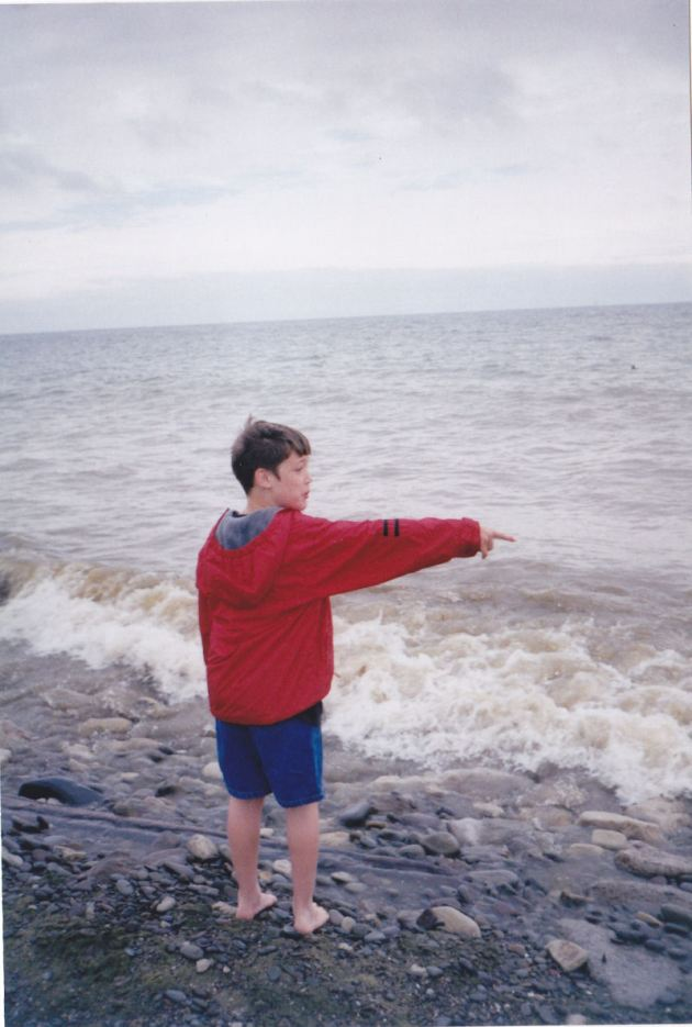 Lake Ontario!