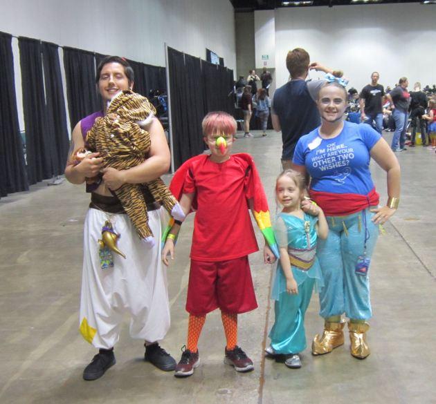 Aladdin Family!