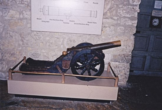 Alamo Cannon!