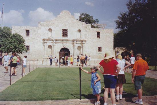 Alamo Crowd!