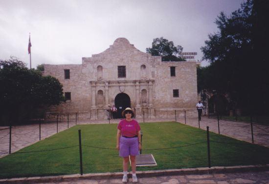 Alamo Morning Anne!
