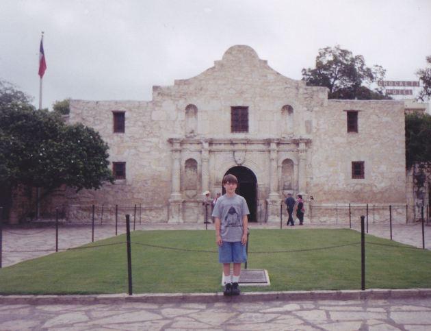 Alamo Morning!