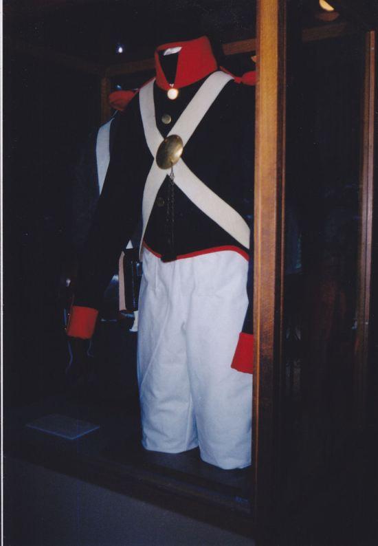 Alamo Uniform!
