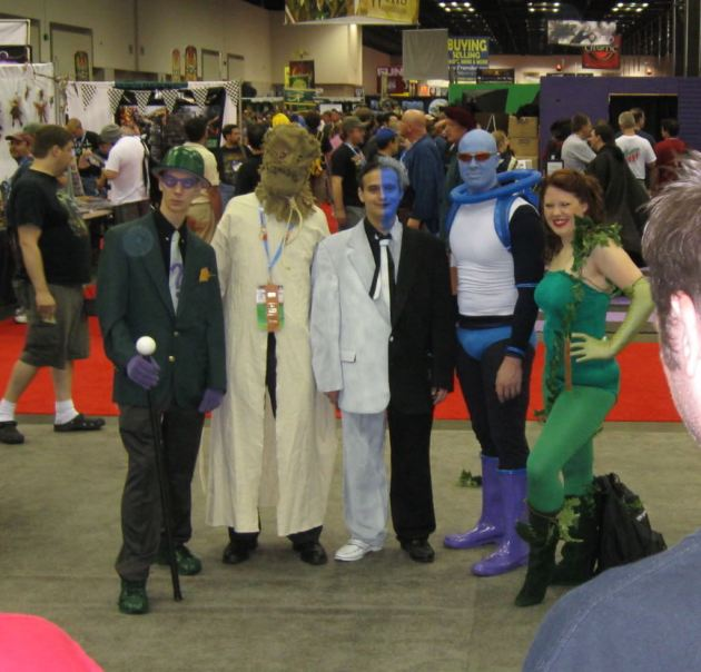 Bat-Villains Gen Con 2009!