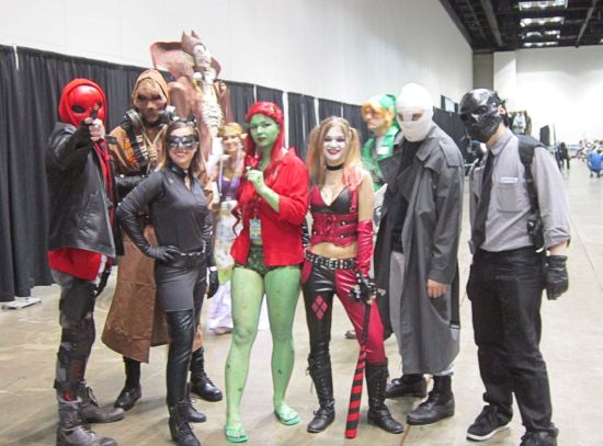 Bat-Villains!