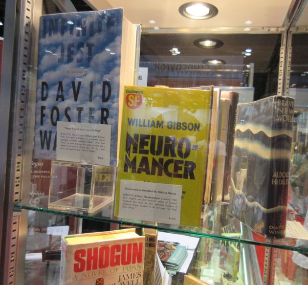 Bauman Rare Books!