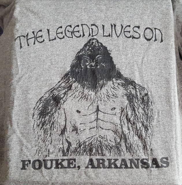 Boggy Creek Shirt!