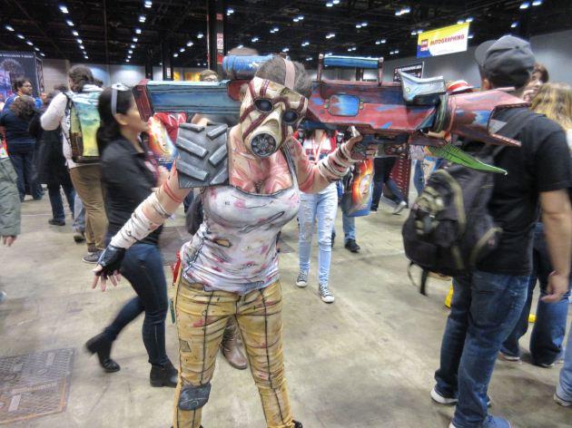 Borderlands Psycho!