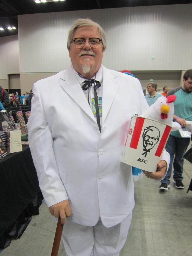Colonel Sanders!
