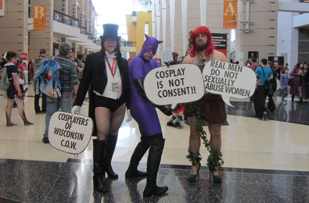Cosplayers of Wisconsin!