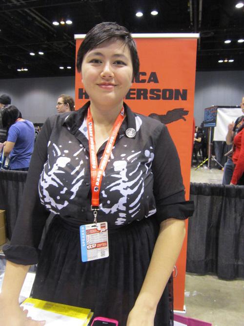 Erica Henderson!